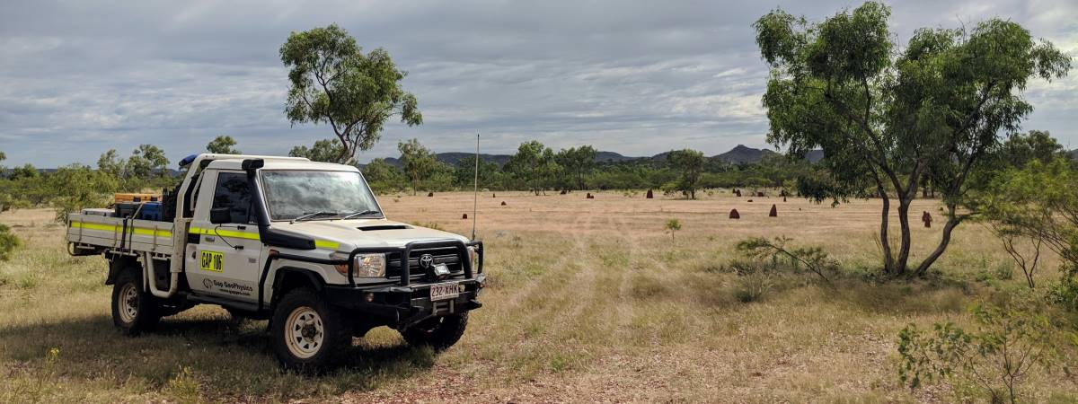 IP Survey Vehicle