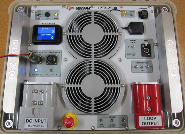 IPTX-2500 Transmitter