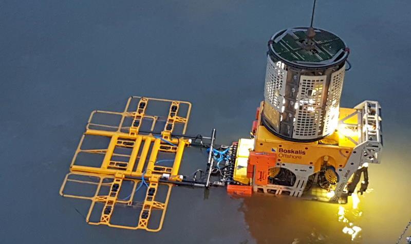 UltraTEM ROV Marine System